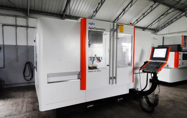 VCE1200PRO CNC – Fräsmaschine