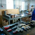 Hala produkcyjna firmy Reszka